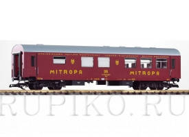 PIKO 37652 Вагон-ресторан G-Reko Series 4-Axle Buffet