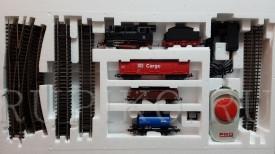 PIKO 57160 Грузовой поезд с паровозом