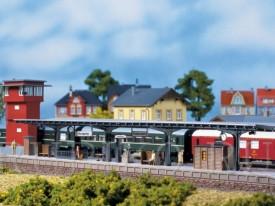 Auhagen 11376 платформа