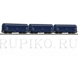 Piko 58336 Тентованный вагон Tarpaulin Car SNCB
