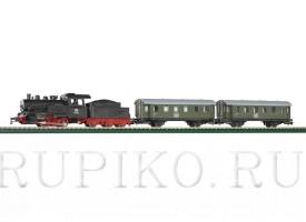 PIKO 57110 Пассажирский поезд BR 80