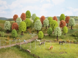 Noch 26906 Набор лиственных деревьев