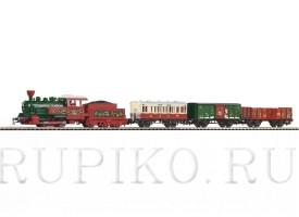 PIKO 57080 Рождественский поезд BR 80