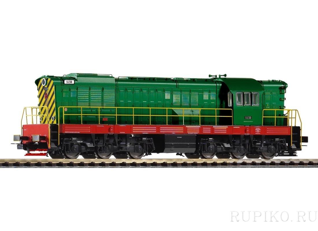 Piko 59785 Дизельный тепловоз T669