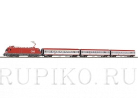 PIKO 96947 Пассажирский состав Taurus ÖBB