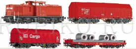 ROCO 41338  цифровой стартовый набор Güterzug DB Cargo