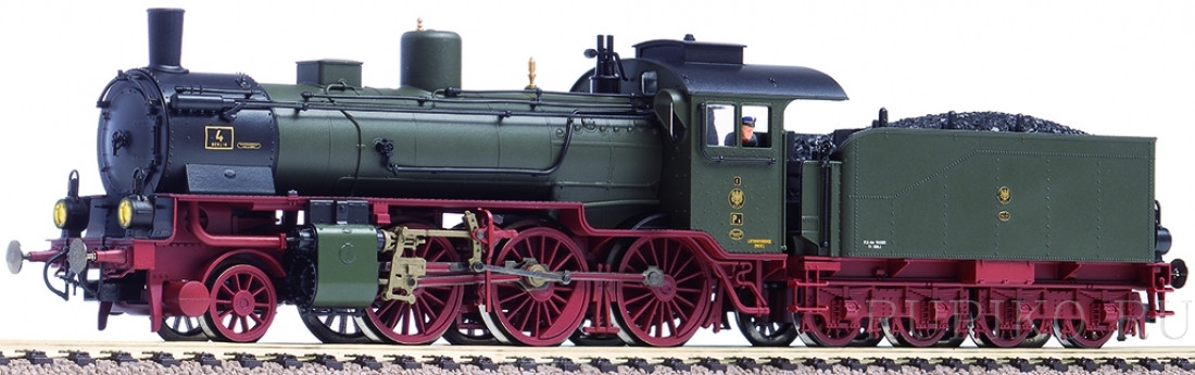 Fleischmann 413701 паровоз Gattung P 6