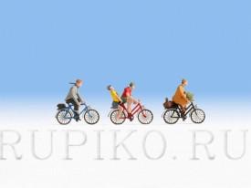 Noch 15898  Велосипеды 3 шт