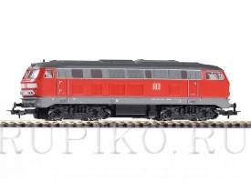 PIKO 57901 Дизельный локомотив BR 218 DB