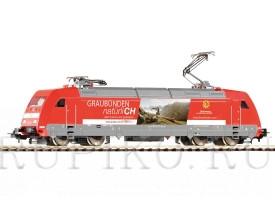 PIKO 59456 Электровоз BR 101 Swisstravel