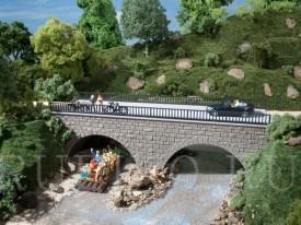 Auhagen 41589 Автодорожный мост