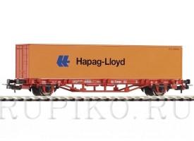 PIKO 57700 Платформа с контейнером