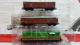 PIKO 59785-3 грузовой состав T669