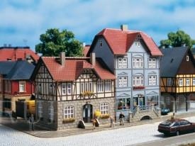 Auhagen 12346 Два жилых дома
