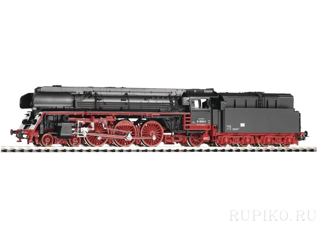 PIKO 50100 Паровоз BR 01.5 Reco DR IV Oil