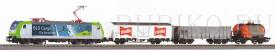 PIKO 59028 SmartControl light грузовой состав BLS