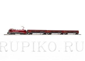 PIKO 57178 Пассажирский поезд Taurus