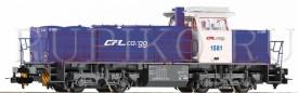PIKO 59294 Тепловоз G1206 CFL cargo