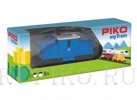 Piko 57014 Дизельный тепловоз myTrain Blue