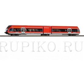PIKO 59520 Дизельный пригородный поезд BR 646 Stadler