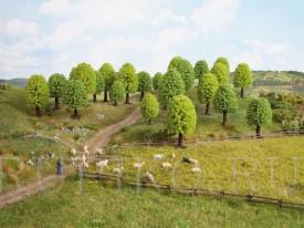 Noch 26801 Набор лиственных деревьев 25 шт