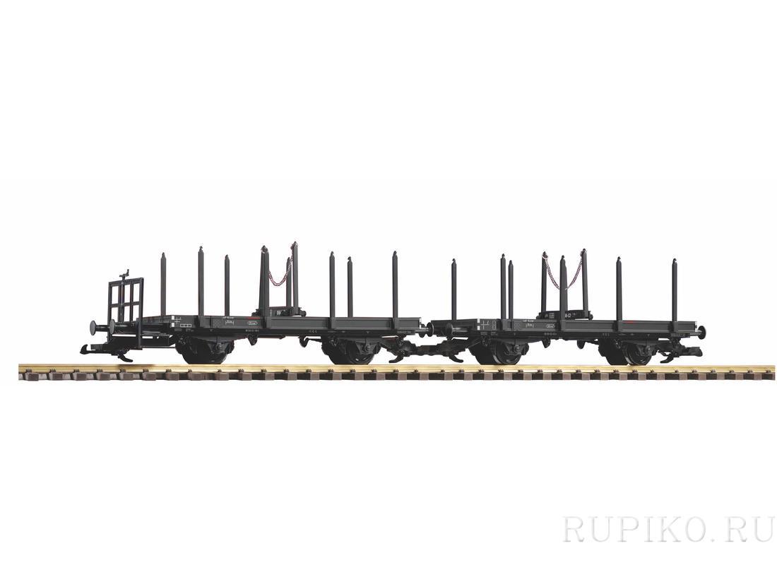 PIKO 37780 платформа спаренная