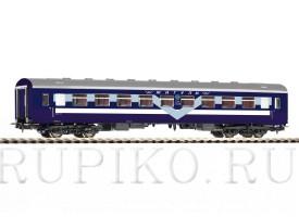 PIKO 58780 пассажирский вагон РЖД Жигули