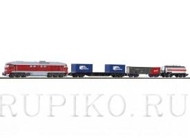 PIKO 97921 Грузовой состав СЖД BR 130
