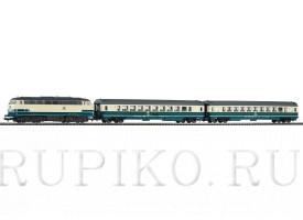 PIKO 59007 SmartControl light пассажирский состав BR218