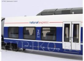 Piko 59508 Talent 2 BR 442 Nat'l Express DB
