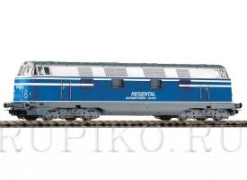 Piko 59567 Тепловоз D05 Diesel 4-Axle