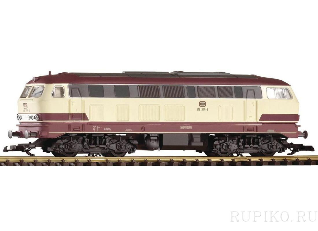 Piko 37502 G Тепловоз BR 218