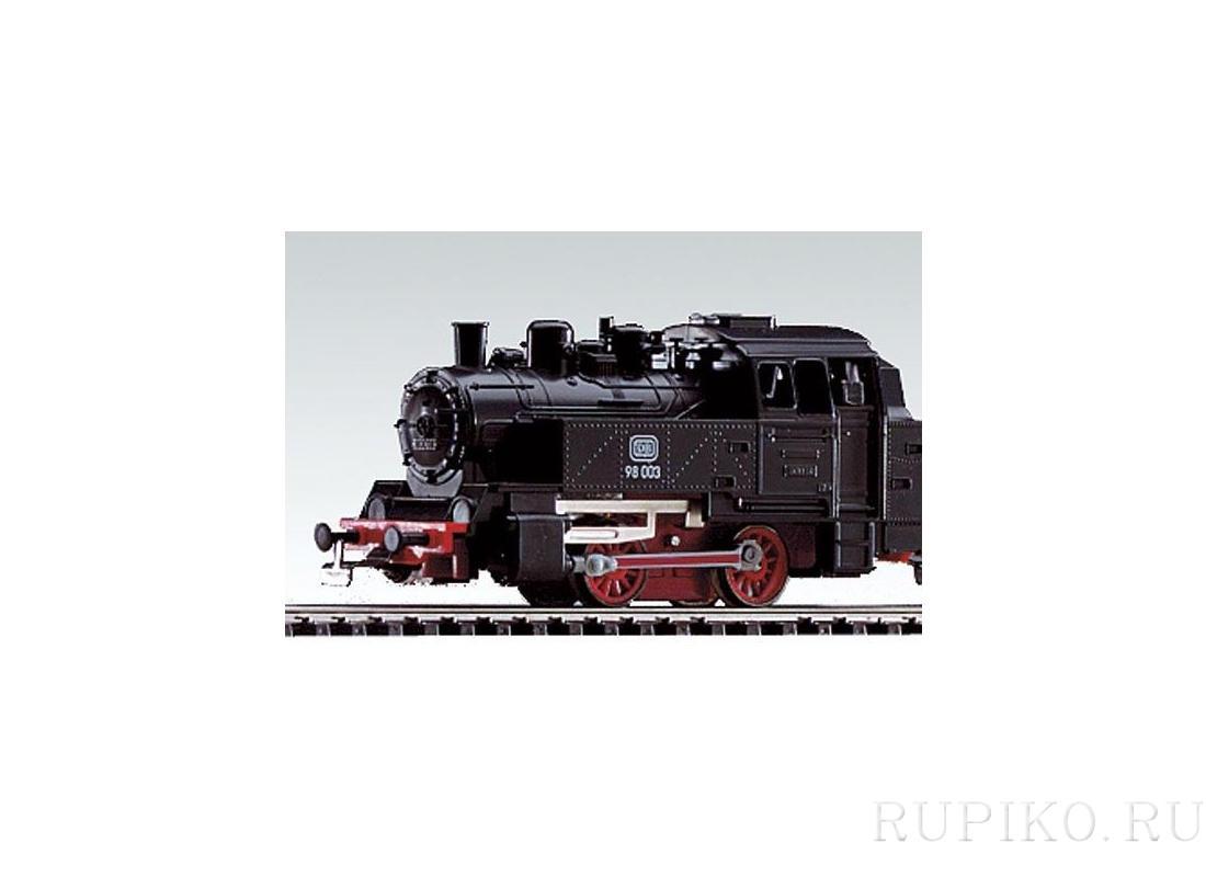 PIKO 50500 Паровоз двухосный BR 80 DB