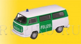 Vollmer 41680 VW Bus T2 1972 Polizei