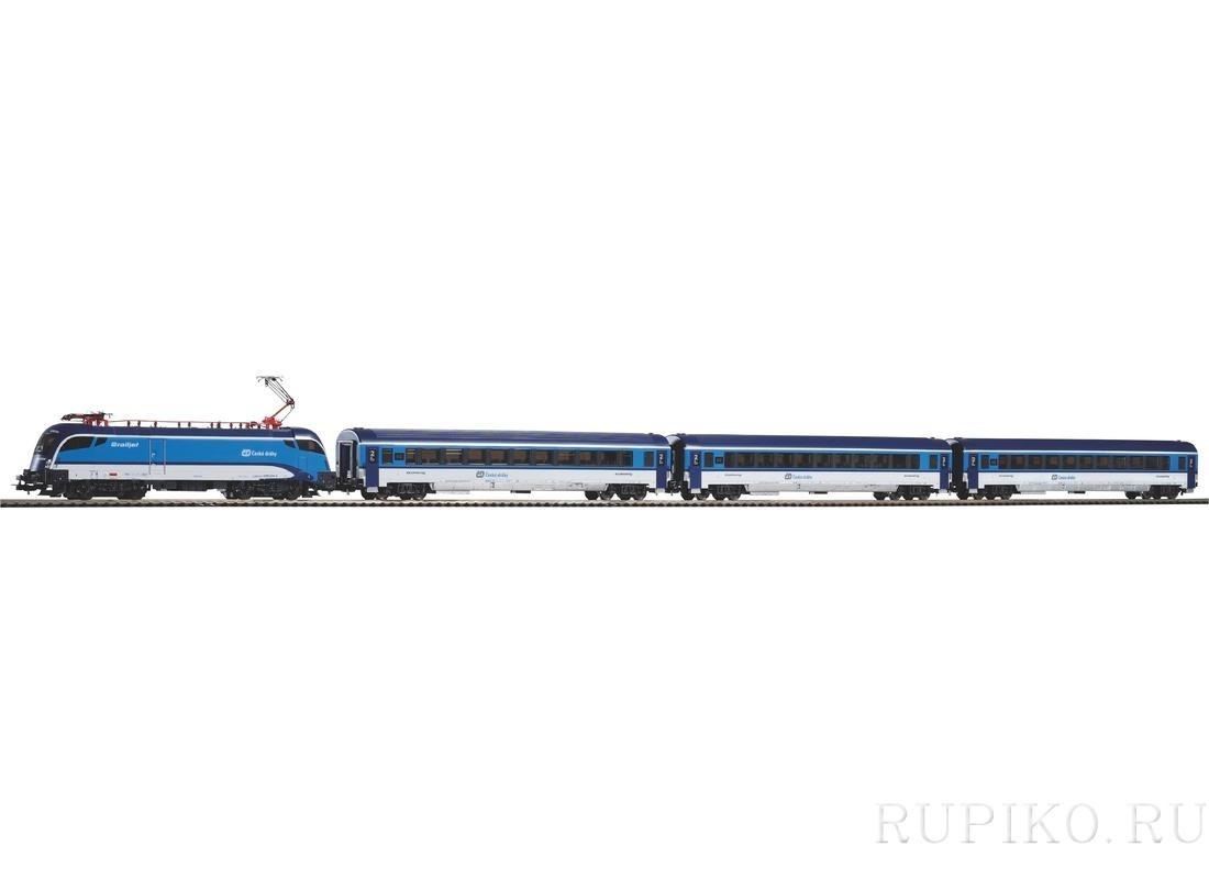 PIKO 57173 Пассажирский состав Taurus CD Railjet