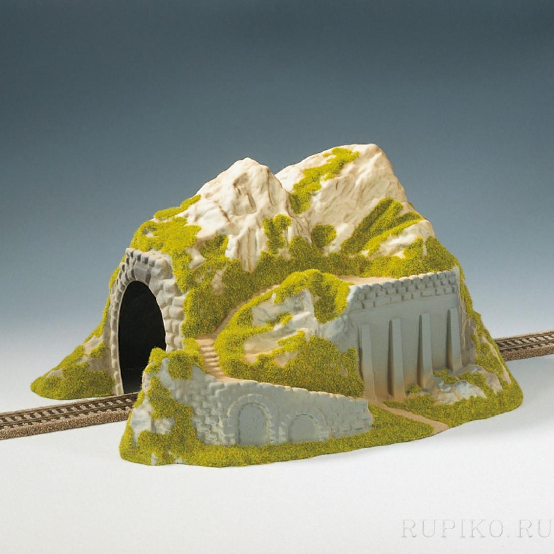 Noch 02221 Туннель однопутный прямой