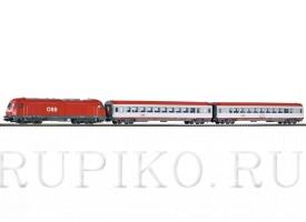 PIKO 59009 SmartControl light Rh2016 со звуком