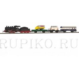 PIKO 97923 Стартовый набор Грузовой поезд СЖД