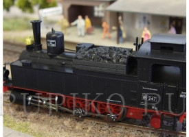 Piko 50057 Паровоз BR 89.2 DR III