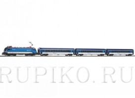 PIKO 57179 Пассажирский состав Taurus CD Railjet