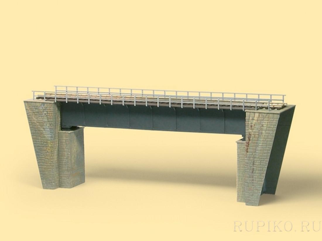 Auhagen 11341 Стальной мост