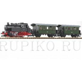 Piko 37125 Стартовый набор Пассажирский поезд DR