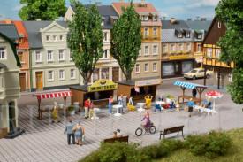 Auhagen 11352 Продуктовый рынок