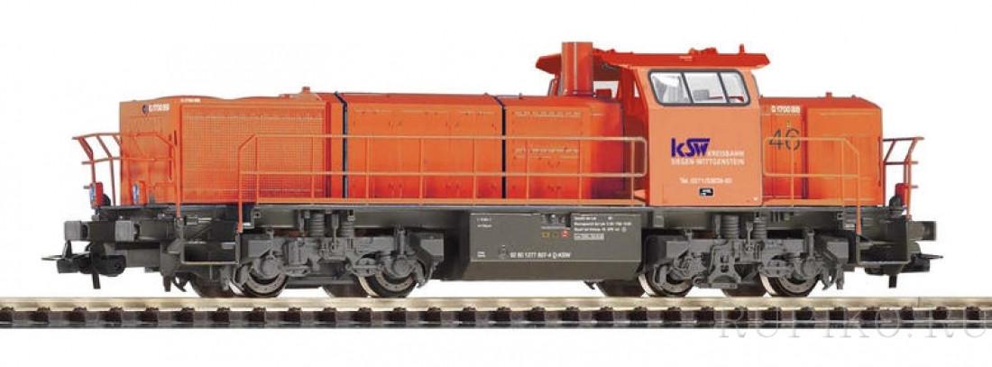 PIKO 59412 Diesellok G 1700BB KSW
