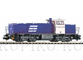 Piko 59498 Дизельный локомотив G 1206 Regentalbahn