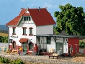 Auhagen 11347 Вокзал Goyatz