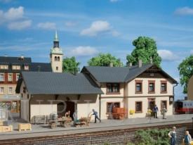 Auhagen 11362 Вокзал Oberrittersgrun