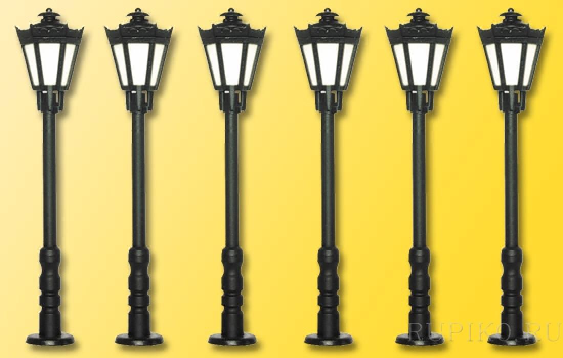 Viessman 60706 Набор парковых фонарей