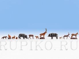 Noch 15745 Фигурки лесных животных