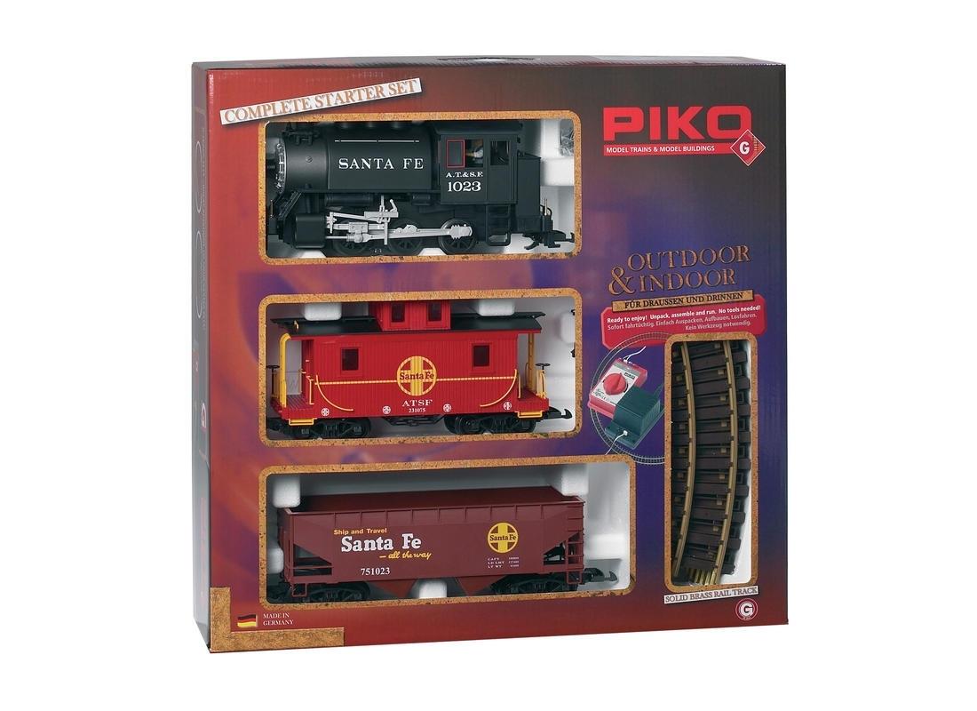 PIKO 37104 Грузовой состав Santa Fe